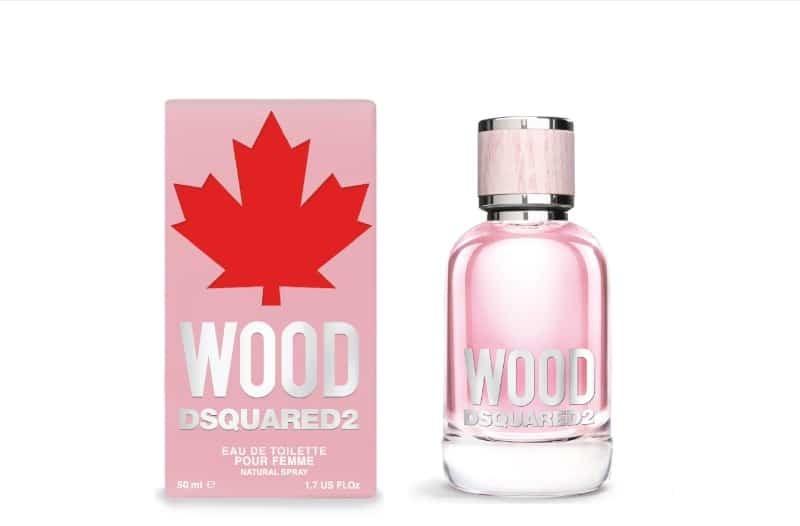 Διαγωνισμός με δώρο το νέο γυναικείο άρωμα Dsquared2 Wood!