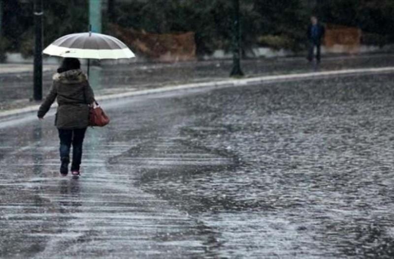 Καιρός: Βροχοπτώσεις και πτώση της θερμοκρασίας την Πέμπτη!