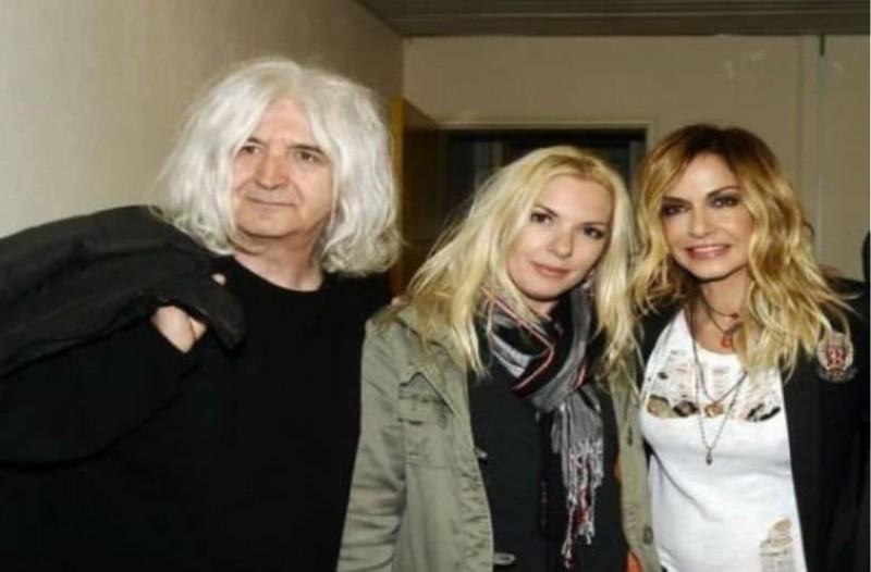 Τέλος η Αννίτα Πάνια! Ξανά μαζί Νίκος Καρβέλας -  Άννα Βίσση! Φωτογραφία - ντοκουμέντο!