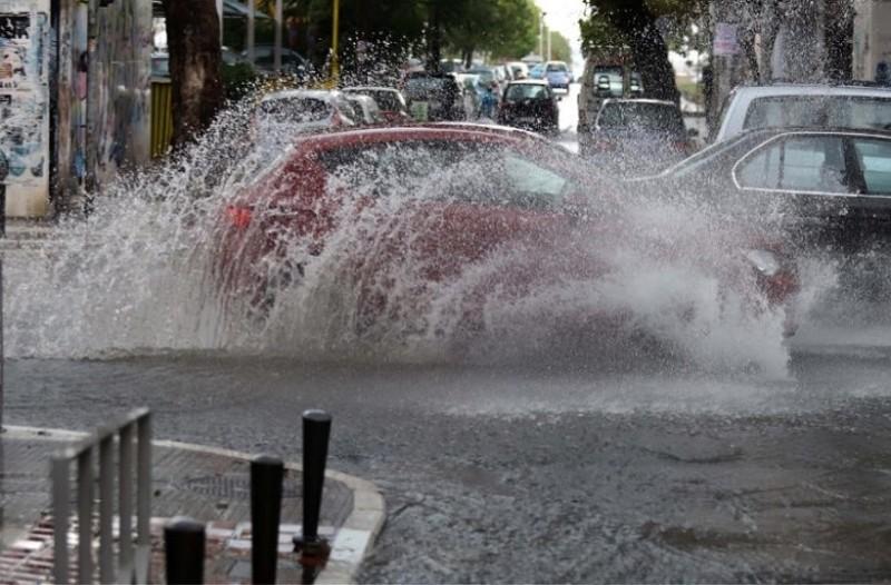 Έρχονται ισχυρές καταιγίδες και βροχές! - Ραγδαία επιδείνωση του καιρού από το βράδυ της Κυριακής!