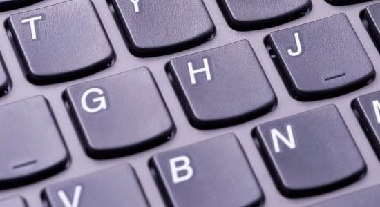 Εσύ γνώριζες για το F και το J στο πληκτρολόγιο έχουν παύλα;