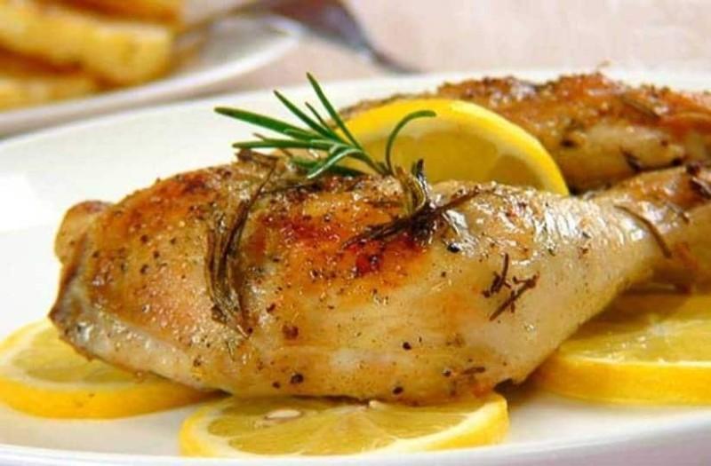 Κοτόπουλο λεμονάτο: Η συνταγή αυτή θυμίζει μαμά!