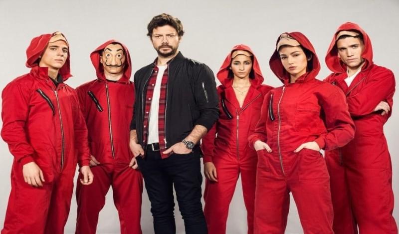 La Casa de Papel: Νέο τρέιλερ για την τρίτη σεζόν! (Βίντεο)