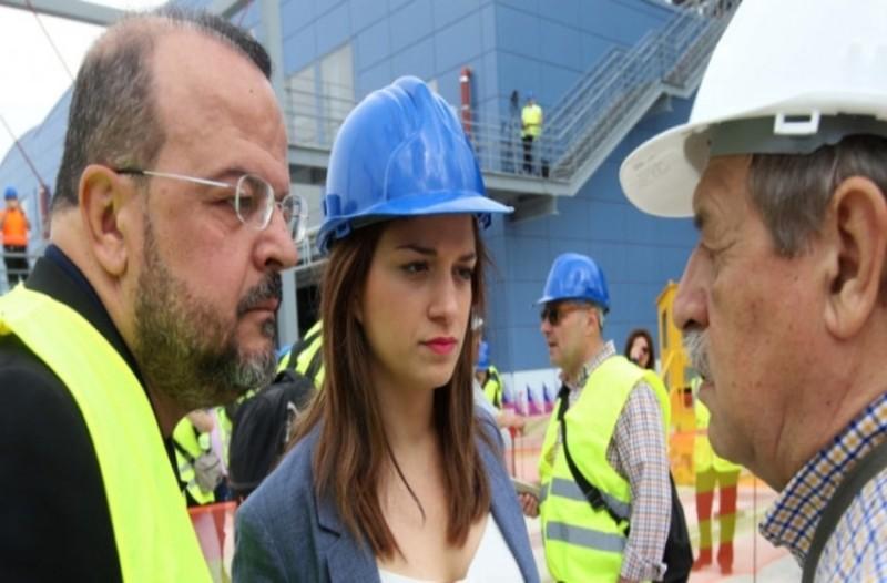 Mετρό Θεσσαλονίκης: Το εγκαινίασαν ξανά, ενώ δεν λειτουργεί!