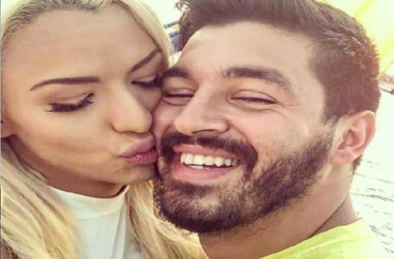 Στέλλα Μιζεράκη: Ράκος η πρώην σύντροφος του Πάνου Ζάρλα μετά την είδηση του θανάτου του!