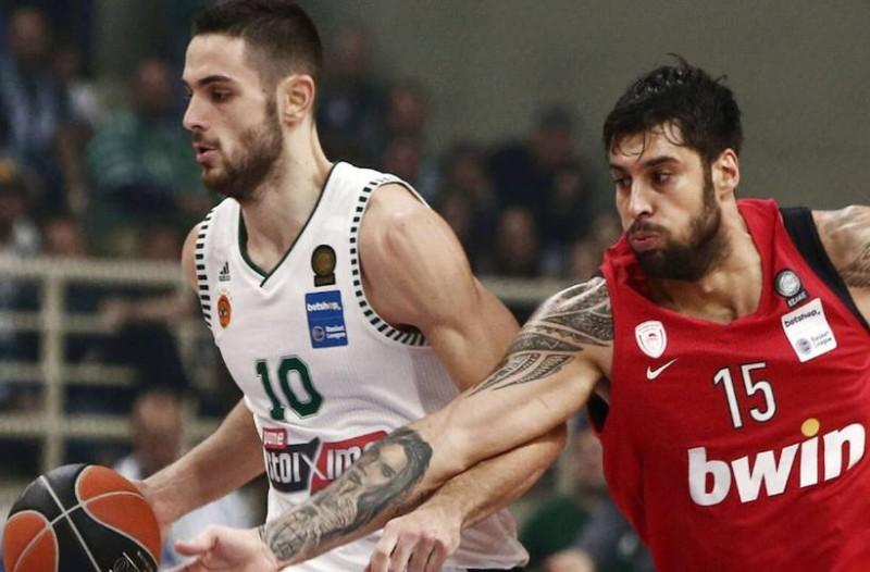 Basket League: Δευτέρα το Παναθηναϊκός - Ολυμπιακός!