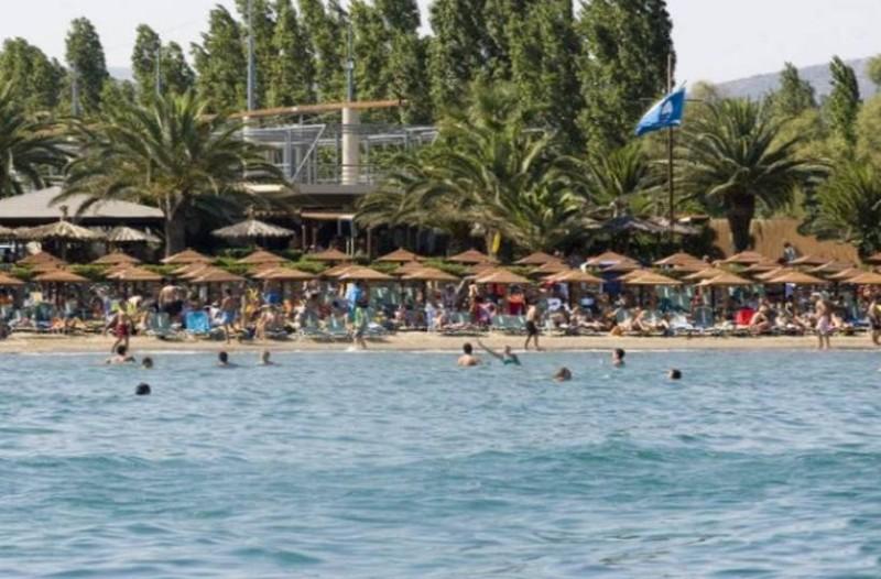 Αυτές είναι οι πιο καθαρές παραλίες της Αττικής! Πήραν «Γαλάζια Σημαία» για το 2019