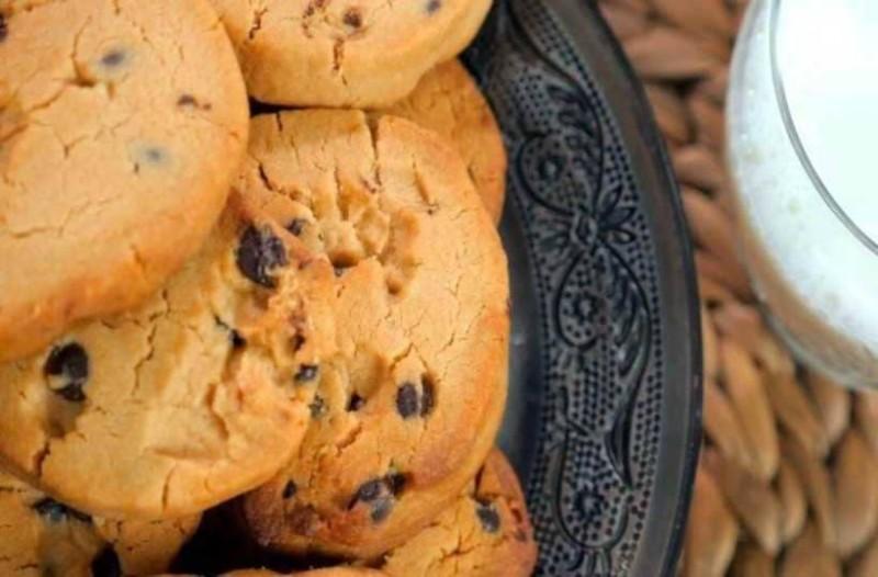 Πανεύκολα μπισκότα φυστικοβούτυρου! (video)