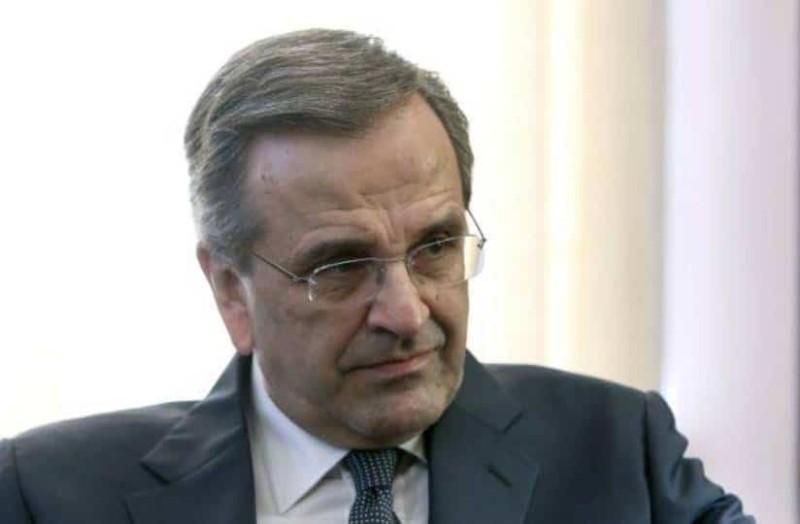 Αντώνης Σαμαράς: