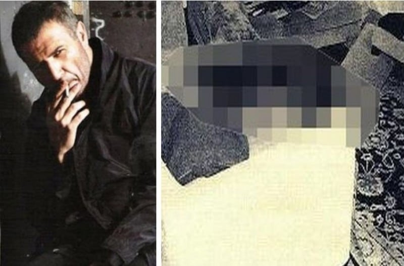 Έγκλημα πάθους: Η λίμνη αίματος και η κατάρα του Σεργιανόπουλου: Φωτογραφία από το σπίτι της σφαγής!
