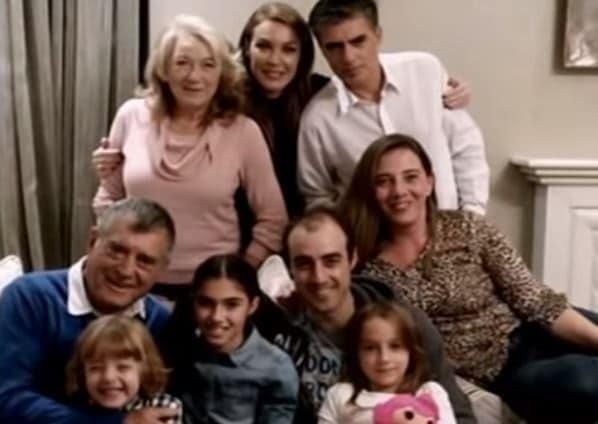 Στεφανίδου οικογένεια
