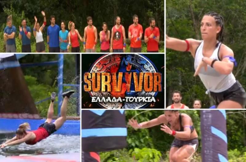 Survivor spoiler 25/05: Ποιος κερδίζει σήμερα; Οι Survivor 2019 ή οι παλιοί παίκτες;