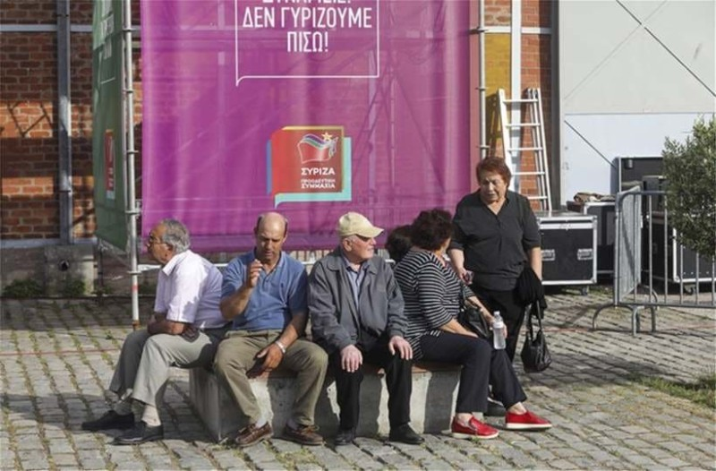 Θεσσαλονίκη: Προσαγωγές πριν την ομιλία του Αλέξη Τσίπρα!