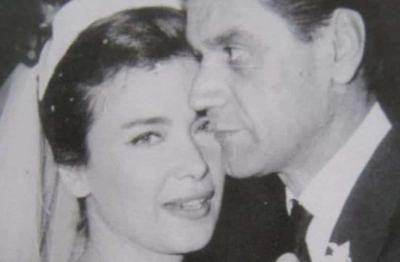 Τζένη Καρέζη-Ζάχος Χατζηφωτίου: Η σπάνια φωτό από το γάμο τους και ο απίθανος τρόπος που τον έπιασε να την απατά!