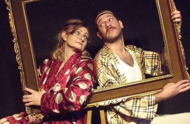 Το Ελεύθερο ζευγάρι έρχεται...στο θέατρο Μπέλλος