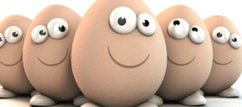 Έκφραση αυγά