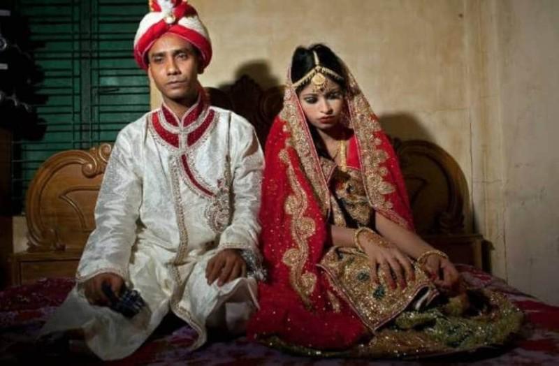 Είδηση σοκ: 765 εκατομμύρια παιδιά αναγκάστηκαν να παντρευτούν πριν γίνουν 18 ετών!