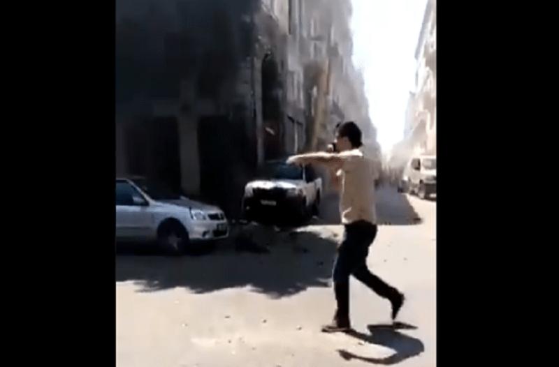Τυνησία: Επίθεση αυτοκτονίας δίπλα στη γαλλική πρεσβεία!