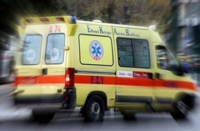 Θεσσαλονίκη: Σοβαρό τροχαίο με πέντε τραυματίες!