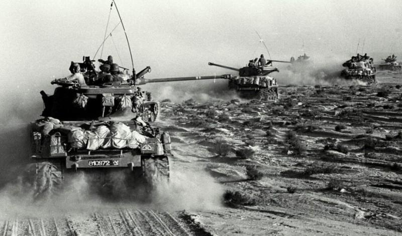 Σαν Σήμερα: Ο Πόλεμος των 6 Ημερών!