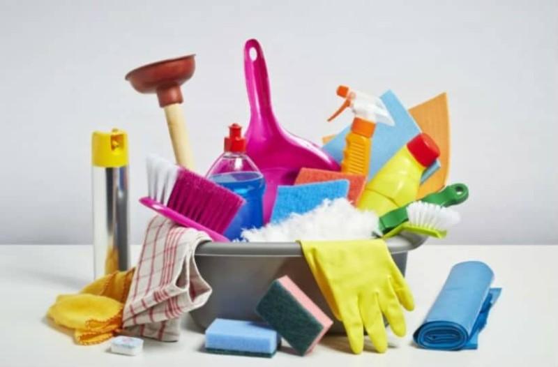 6+1 tips για λαμπερό και καθαρό σπίτι!