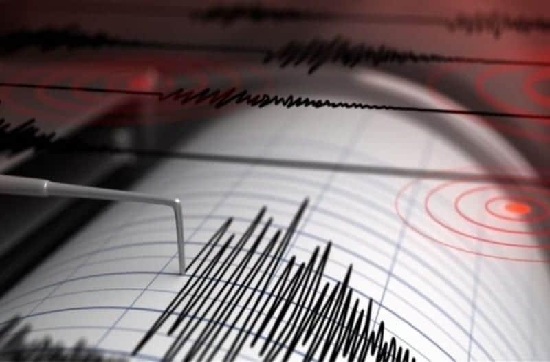 Σεισμός 3,3 ρίχτερ στην Πάτρα!