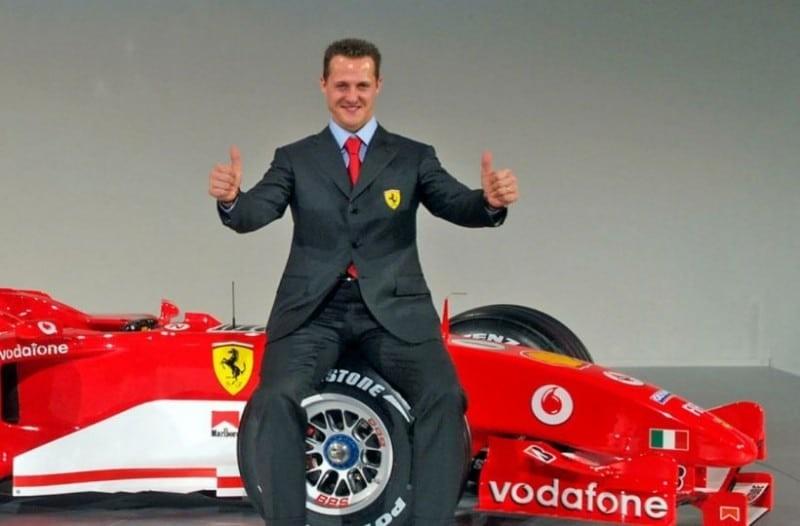 Η μυστηριώδης δήλωση του πρώην CEO της Formula 1 για τον Σουμάχερ!