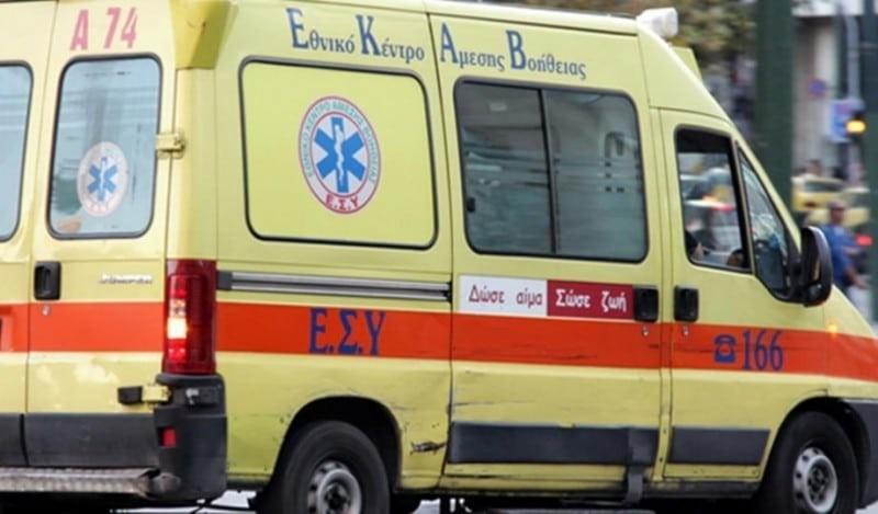 Σοβαρό τροχαίο: Μπήκε στο αντίθετο ρεύμα και συγκρούστηκε με ασθενοφόρο!