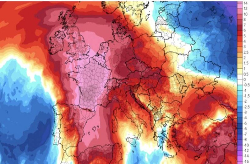 «Ερχεται η κόλαση»: Μετεωρολόγοι προειδοποιούν για καύσωνα - φονιά!