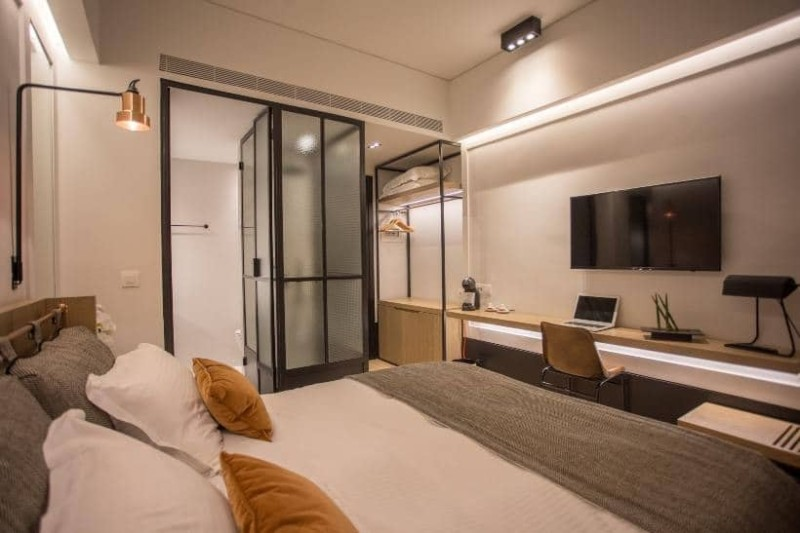 Niki Hotel: Στην καρδιά της Αθήνας ένα πανέμορφο ξενοδοχείο!
