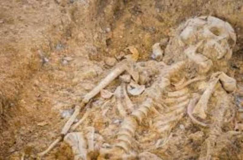 Εύβοια: Ανατριχιάζει ο ανθρώπινος σκελετός έξω από την Ερέτρια!