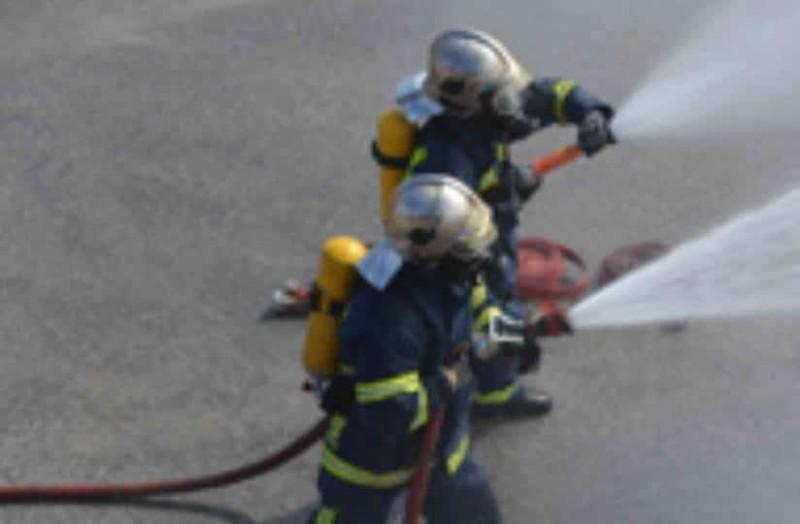 Αττική οδός: Περιπολικό ήταν τελικά το όχημα που πήρε φωτιά στο Κορωπί!