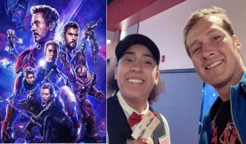 Τρελός φαν: Είδε το Avengers Endgame 110 φορές!