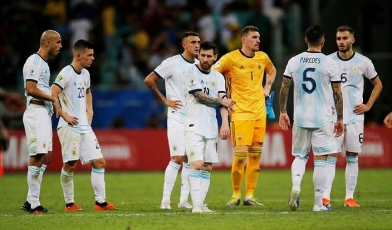 Κόπα Αμέρικα: Κοντά στον αποκλεισμό η Αργεντινή!