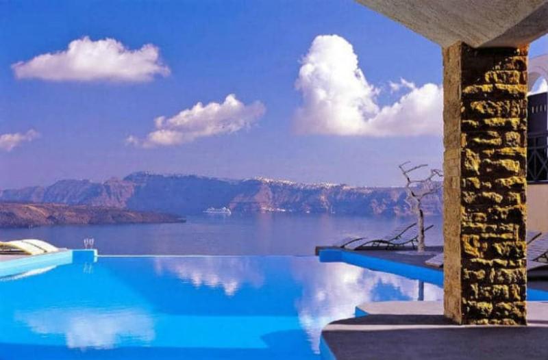 Ένα από τα καλύτερα ξενοδοχεία στον κόσμο, βρίσκεται στην Ελλάδα!