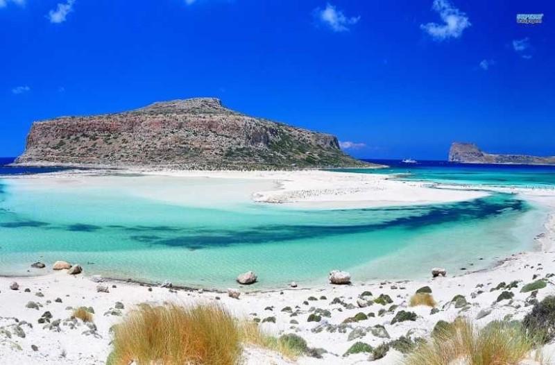 Η Φωτογραφία της Ημέρας: Καλημέρα από τον πανέμορφο Μπάλο στην Κρήτη!