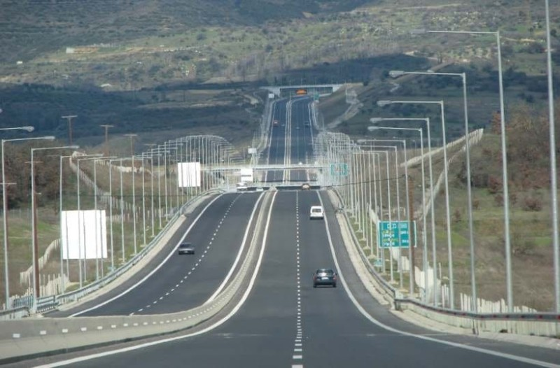 Εγνατία Οδός: Κυκλοφοριακές ρυθμίσεις από αύριο και για 4 μήνες!