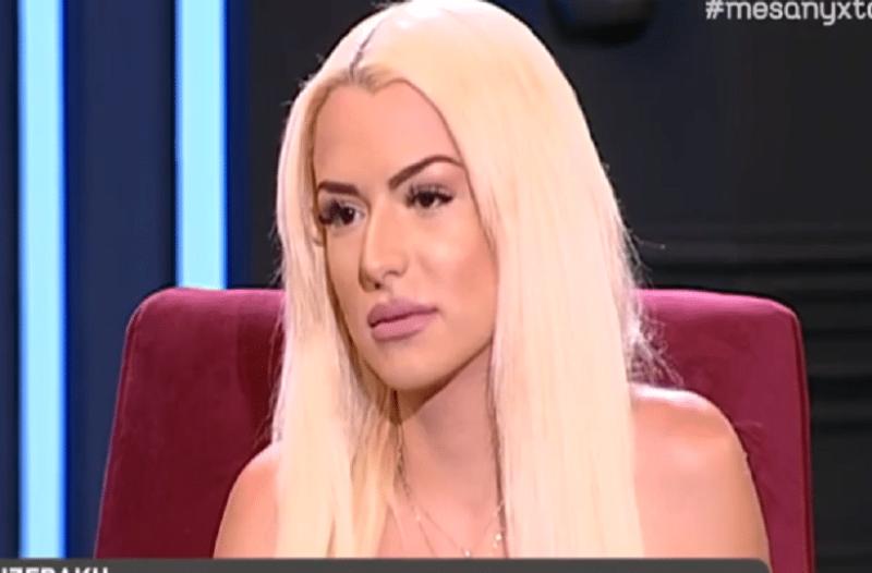 Στέλλα Μιζεράκη: ''Ο Πάνος το υποψιαζόταν'' - Σοκάρει η εξομολόγηση της για τον Πάνο Ζάρλα!