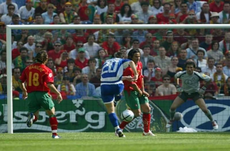Σαν Σήμερα:  Η Εθνική Ελλάδος ξεκινάει την ξέφρενη πορεία προς την κατάκτηση του Euro 2004!