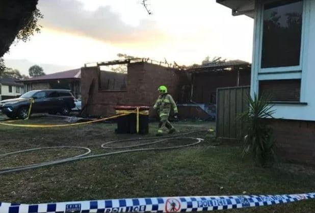Τραγωδία: Tρία αδέλφια που κάηκαν μέσα στο σπίτι τους!