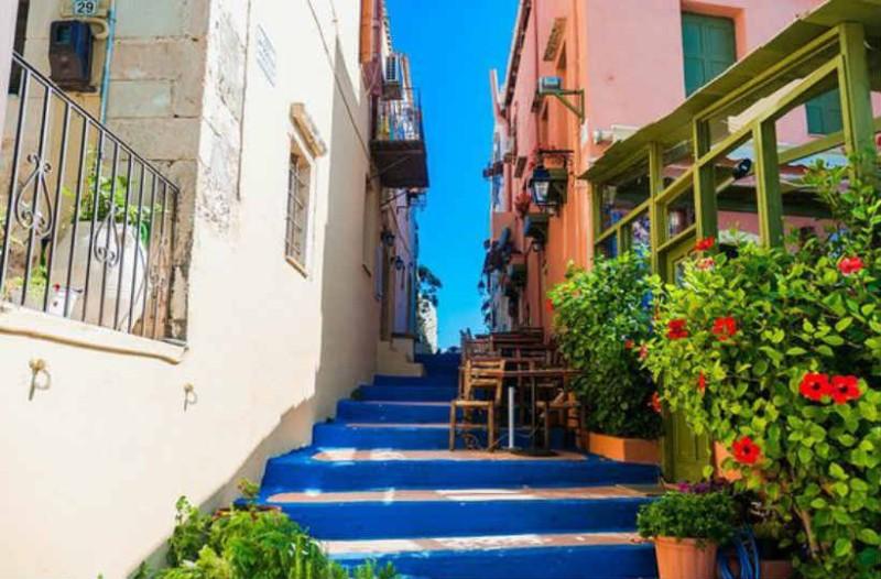 Η φωτογραφία της ημέρας: Βόλτα στα σοκάκια της Κρήτης!