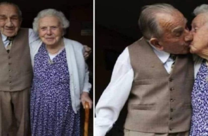 Λιώσαμε: Ηλικιωμένοι «κλέφτηκαν» στα γεράματα και αποφάσισαν να ζήσουν τον εφηβικό τους έρωτα