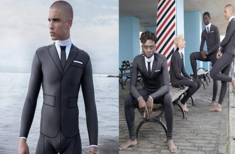 Κομψοί ακόμα και στην παραλία...απολαύστε το μαγιό-κοστούμι για στυλ!