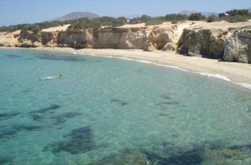 Νάξος: Δείτε τις καλύτερες παραλίες του νησιού!