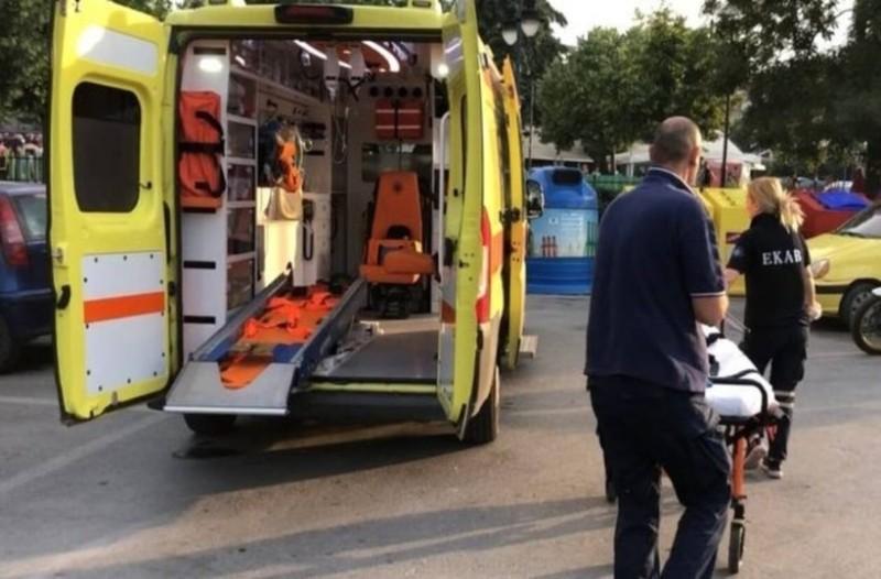 Σοκ στη Λάρισα: Παιδάκι σωριάστηκε ξαφνικά στο έδαφος!