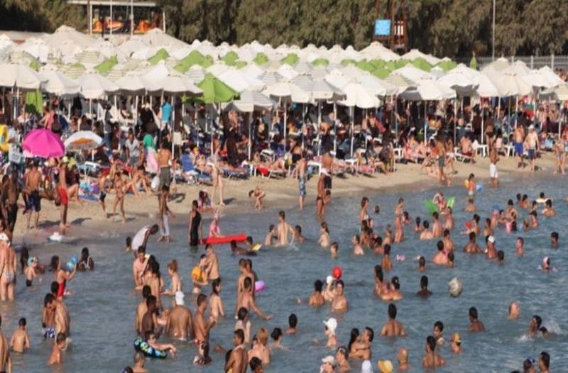 Τεράστια προσοχή από το Υπουργείο Υγείας: Σ' αυτά τα σημεία της Αττικής απαγορεύεται η κολύμβηση!
