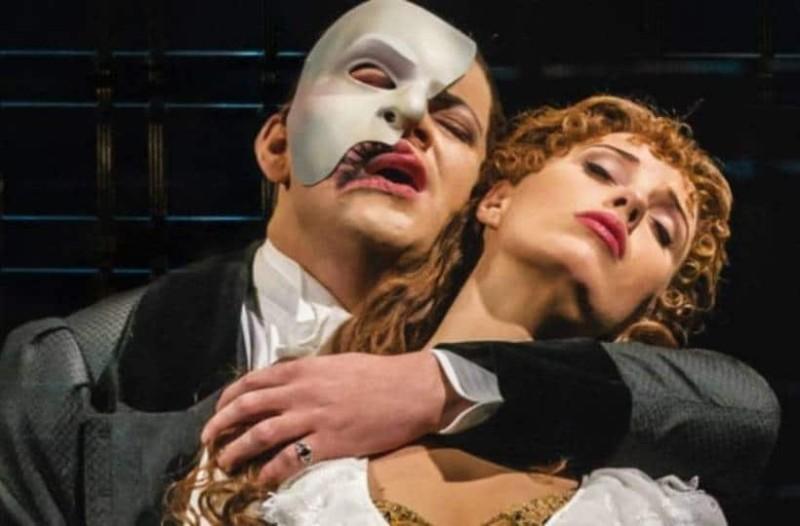 «The Phanotm of the Opera» έρχεται πρώτη φορά στην Ελλάδα!
