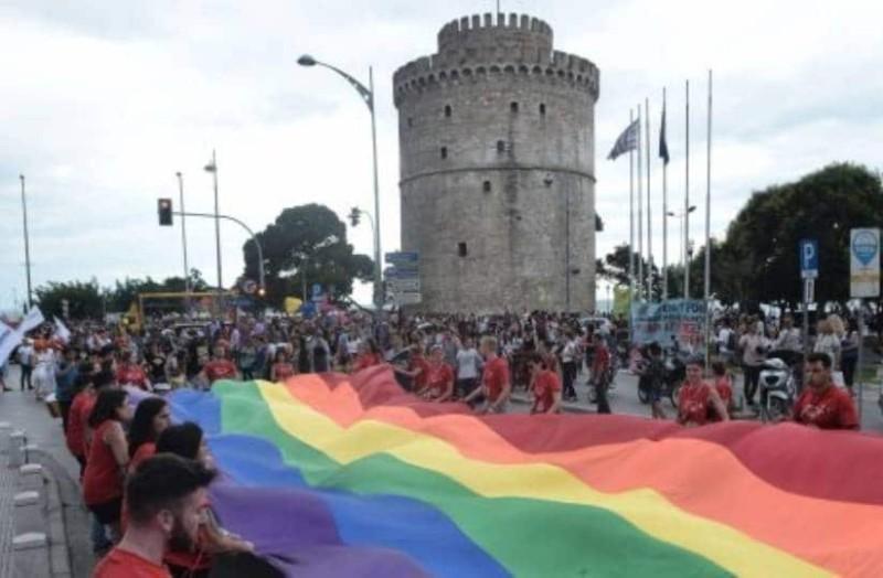 Thessaloniki Pride: Η Θεσσαλονίκη γιορτάζει! Τι συνέβη με το Straight Pride;