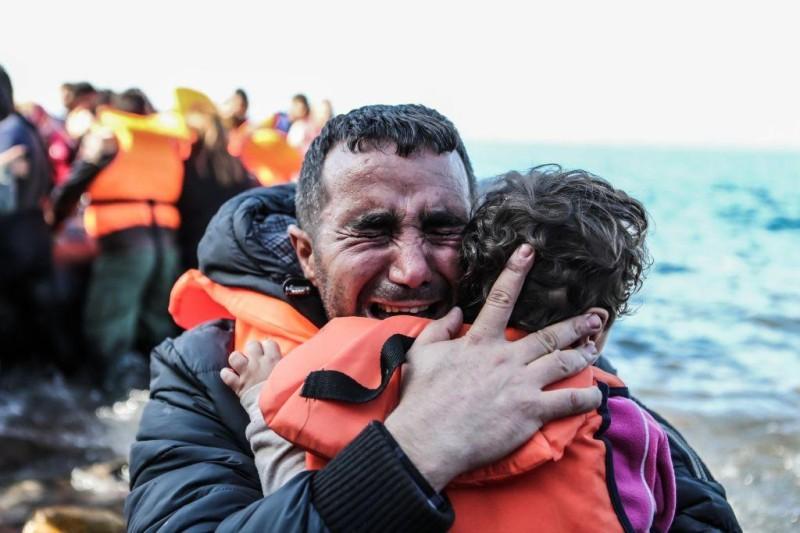 Σήμερα η Παγκόσμια Ημέρα Προσφύγων!