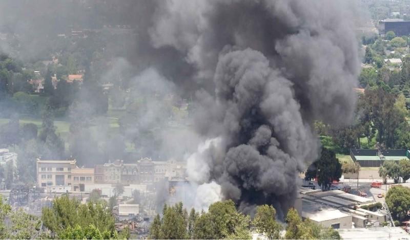 Αποκάλυψη: Ανυπολόγιστη η ζημιά από την πυρκαγιά στην Universal!